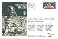 Commemorating NASA's Space Programme RAFM HA(SP10) Flown Cover 1979 Pmark Z10114