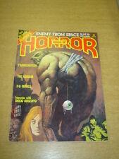 HALLS OF HORROR #23 FN (6.0) AUGUST 1978 HAMMER HORROR MAGAZINE (A)