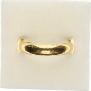 Ring, 950 Paladium und 900 Gold, 6,8g, Ringgröße 53  (49653)