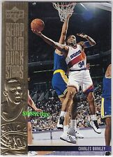 1994-95 UPPER DECK SLAM DUNK STARS: CHARLES BARKLEY #S2 PHOENIX SUNS/SIXERS MVP