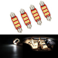 20X 39mm 4014 12 SMD C5W LED Canbus Festoon Dome Lamp Car License Plate Light