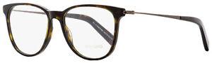 Tom Ford Oval Eyeglasses TF5384 052 Dark Havana/Brown 51mm FT5384