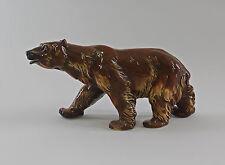9997126 Großer Braunbär Ens Porzellan Figur 25x13cm