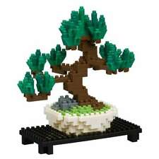 *NEW* NANOBLOCK Pine Bonsai - Building Blocks Nanoblocks Nano NBH-133