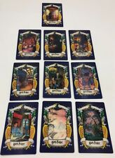 Harry Potter Chocolate Frog Australian Version Series 2 (10 Trading Card Set)