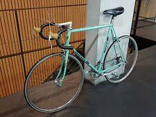 Bianchi Rekord 845 Rennrad - RH 61 cm - Celeste - Vintage - DEFEKT