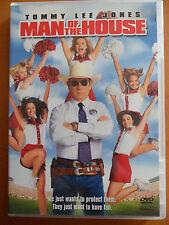 MAN OF THE HOUSE  DVD PAL FORMAT REGION 2  Tommy Lee Jones