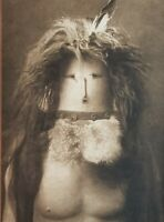 Hidden Faces by Edward S. Curtis 1996 FIRST EDITION