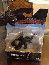 Dreamworld Dragon Toothless Mini Figure ~ Free Shipping!