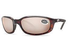 7228c08ccab Costa Del Mar Brine Tortoise   Silver Copper Mirror 580 Glass 580G - NEW