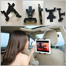 Universal 360°Adjustable Car Back Seat Headrest Mount Holder For iPad Air Galaxy