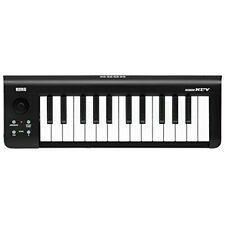 Korg Usb Midi keyboard microKey-25 micro-key 25 key Microkey25 Regular Inport