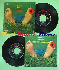 LP 45 7''FAUSTO LEALI Hippy Una voce amica 1970 italy RIFI RFN NP 16386*no cd mc