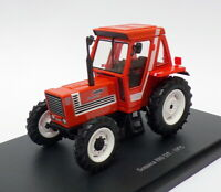 Hachette 1/43 Scale Model Tractor HT075 - 1975 Fiat Someca 880 DT - Orange