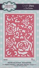 Creative Expressions Craft Die Sue Wilson Italian Collection Background Ced1501