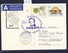 56014) easy jet FF Basilea Suiza Dresden 3.12.2010, a partir de Liechtenstein 1 música