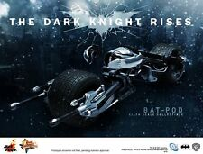 Hot Toys MMS 177 The Dark Knight Rises: 1/6 Bat-pod batpod/