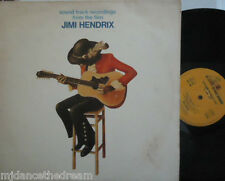 JIMI HENDRIX - Sound Track Recordings From Film ~ GATEFOLD 2 x VINYL LP