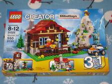 LEGO Creator 31025 Mountain Hut 3 in 1 NEW