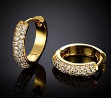 a9e7f717994d Pendientes de joyería aro de oro rosa