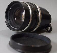 Objektiv Carl Zeiss Jena biometar bm 1:2,8 f = 120 auch für Digitalfotografie