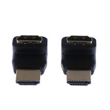 Connector Adapter Right Angle 90 Degree Adapter Male To Female HDMI