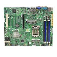 Supermicro ATX Mainboard X9SCI-LN4F LGA 1155 Socket Rev: 1.01