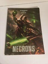 Codex: Necrons - Warhammer 40k - 8th Edition