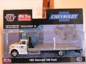 M2 Auto Haulers MiJo Exclusive '67 Chevy C60 Rollback