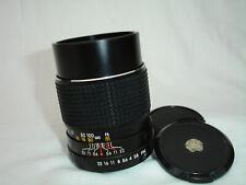 SEARS 135mm F/ 2.8 lens for PENTAX K (PK) mount camera Sn840104954