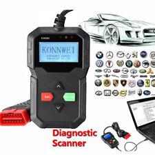 OBD2 Diagnostique Voiture Valise Lecteur de Code de Défaut Scanner Outil KW590