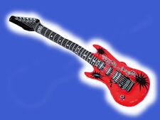 Gitarre Party Karneval Rocker Fasching Luftgitarre
