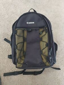Canon backpack camera bag - EXCELLENT CONDITION - fits any camera and lenses