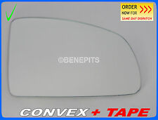 Wing Mirror Glass  Vauxhall Meriva A 2002-2009 CONVEX + TAPE Right Side /F023 21
