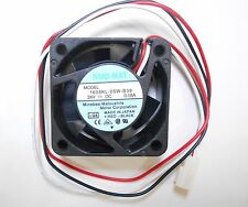 NMB-MAT 1608KL-05W-B39 fan 24V 0.08A 3wire 40*10*20mm #M2979 QL