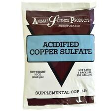 Acidified Copper Sulfate 16