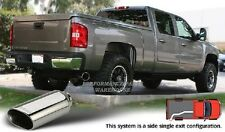 BANKS MONSTER EXHAUST 07.5-10 CHEVY GMC DURAMAX 6.6L LMM