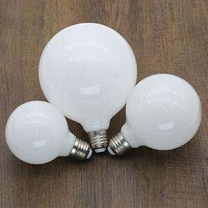 Opal A+ E27 Globe Warm Light White Glass Bulb LED Soft Frosted Modern Round