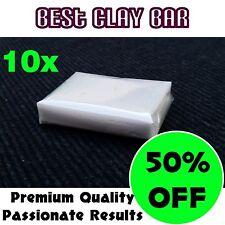 10x Clay Bar Meguiars OEM Best Automotive Detailing Clay Bars