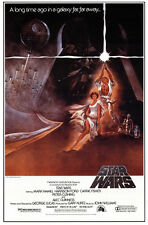 "STAR WARS: EPISODE IV - A NEW HOPE - MOVIE POSTER (STYLE A) (SIZE: 27"" X 40"")"