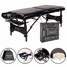 "Master 30"" Galaxy Therma-Top Portable Massage Table"