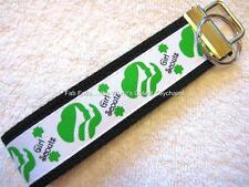 GIRL SCOUT Key Fobs (really cute keychains)