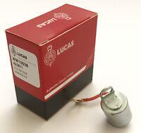 BSA C11 C12 ARIEL TRIUMPH GENUINE LUCAS CONDENSER LU423871 LU420302 LU54413002
