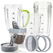 Telefunken Smoothie Maker BPA Libre Mixeur milchshaker Ice Crusher Vert 25-5-2