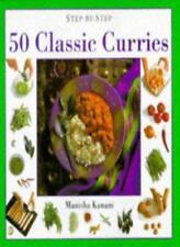 50 Classic Curries (Step-by-step) By Manisha Kanani