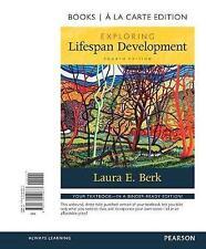 Exploring Lifespan Development, Books a la Carte Edition by Laura E Berk...