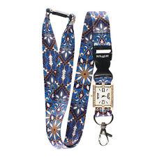 Multicolor Ornament Schlüsselband integrierte Krankenschwester Fob Watch schöne Trageriemen