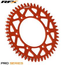 For KTM EXC 250 2T 2012 RFX Pro Series Elite Rear Sprocket Orange 46T