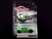 Majorette Limited Edition Die-cast Series 3 Nissan GT-R Car Green Openable Doors