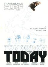 Tomorrow Today Surf Film & Transworld Swimsuit Edition (DVD, 2007, 2-Disc Set)